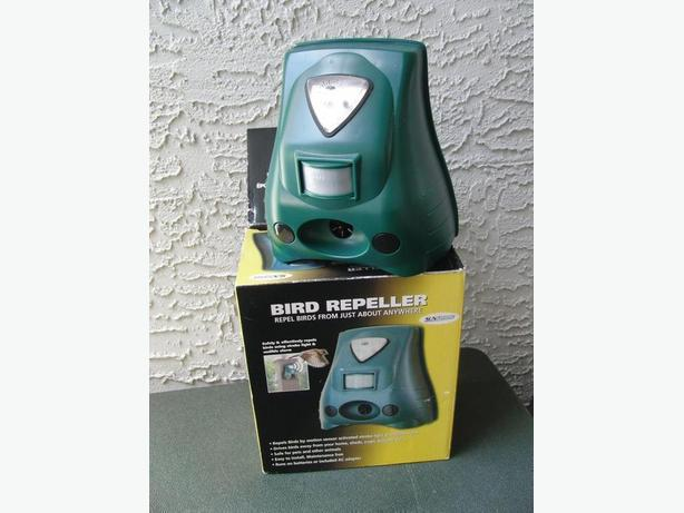 Sunforce Bird Repeller