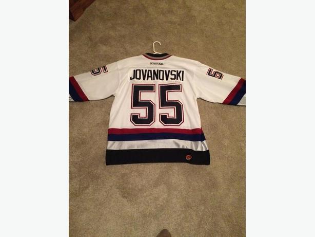 Jovanovsky Hockey Jersey