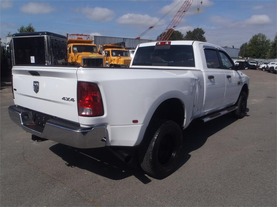 2010 Dodge Ram 3500 Slt Crew Cab Long Box Cummins Turbo
