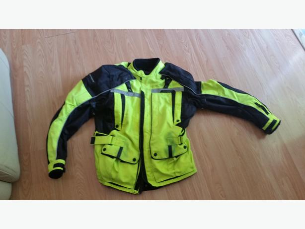 Hi-vis tour master jacket size small
