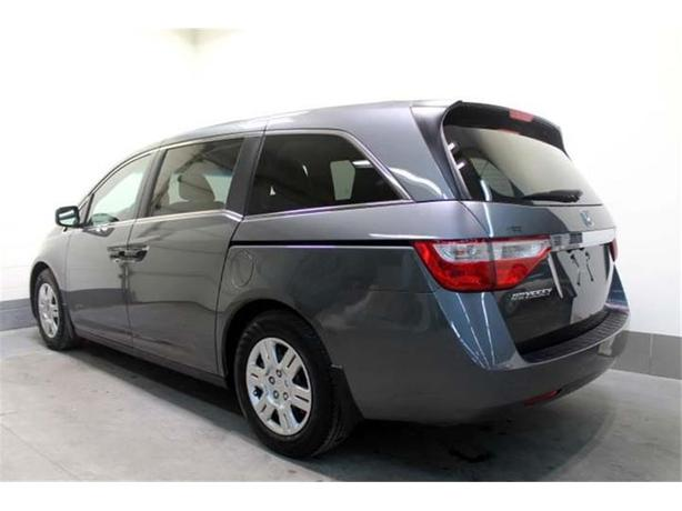excellent 2012 honda odyssey for sale east regina regina. Black Bedroom Furniture Sets. Home Design Ideas