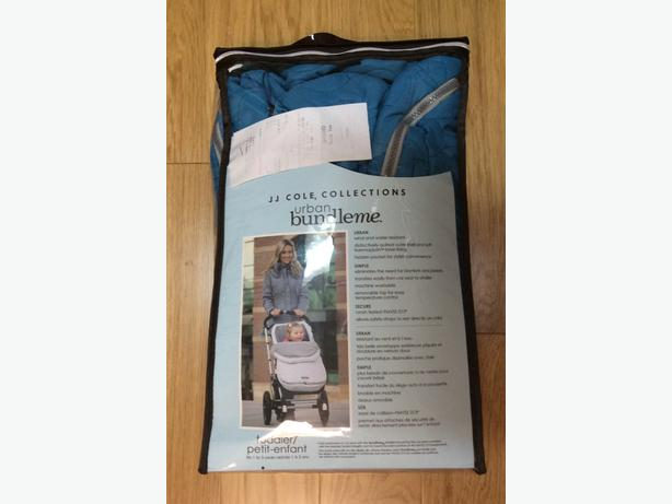 J J COLE Urban Bundle Me - Toddler (1-3yrs) - Stroller Blanket