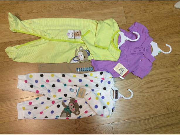 Girls Clothing - New
