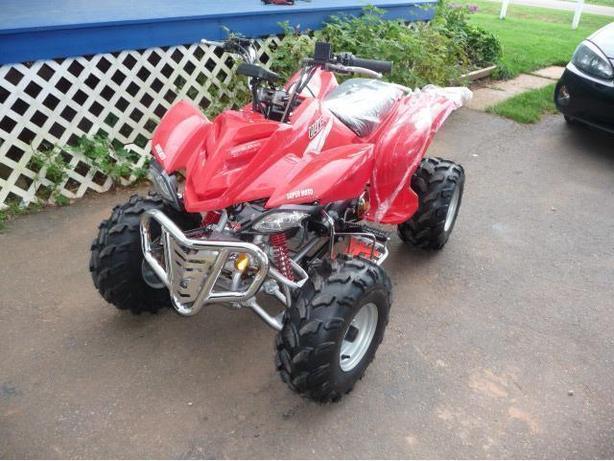 U-LIKE ATV