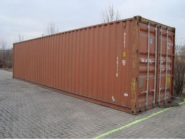 Wanted 40' to 53' HC shipping container