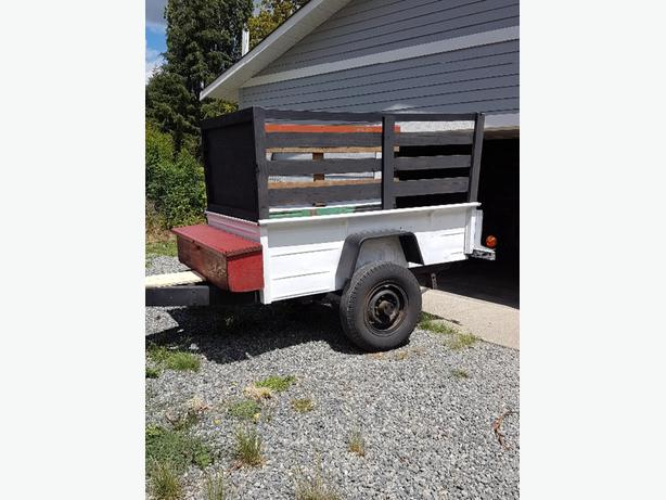 Heavy Duty Utility Trailer