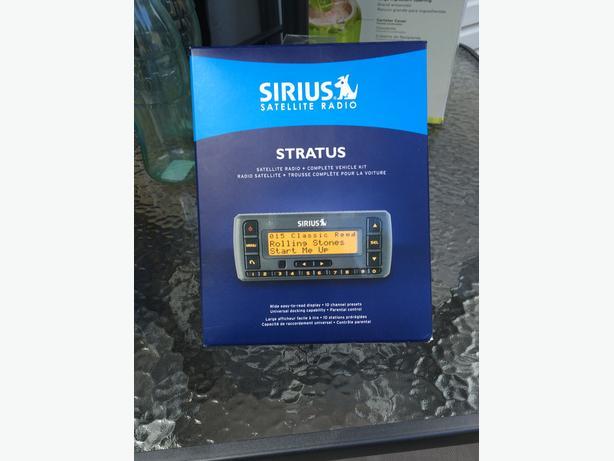 Sirius Satalight Radio