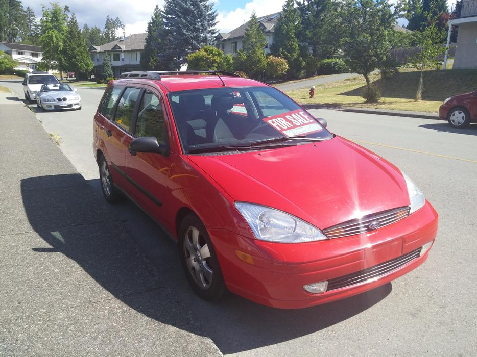 2001 ford focus wagon 2200 obo outside comox valley campbell river mobile. Black Bedroom Furniture Sets. Home Design Ideas