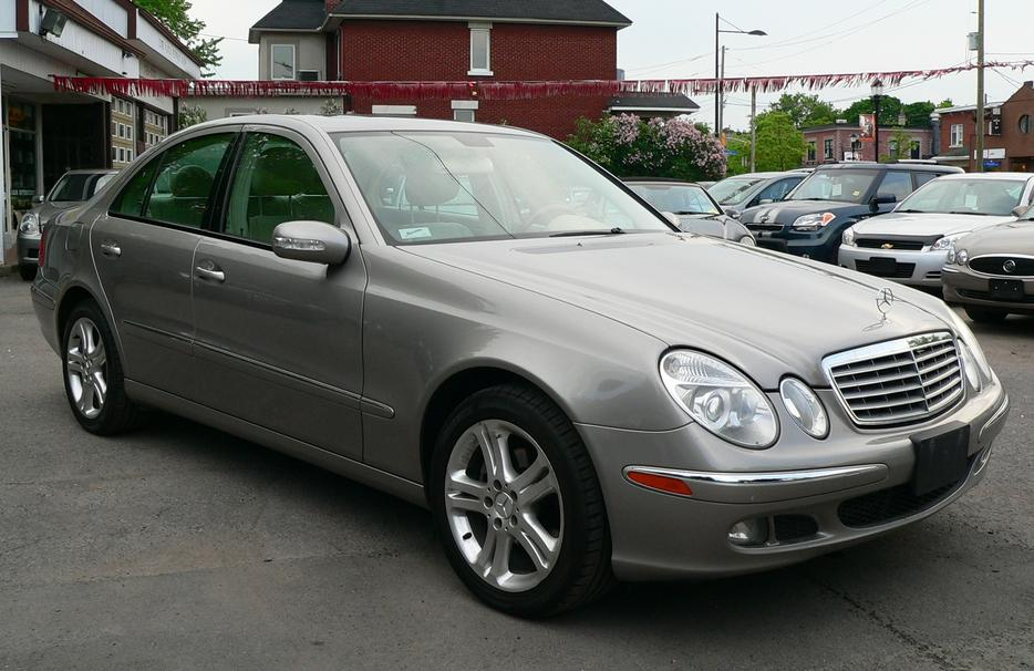 2006 mercedes benz e350 full option navigation central for Mercedes benz bay ridge