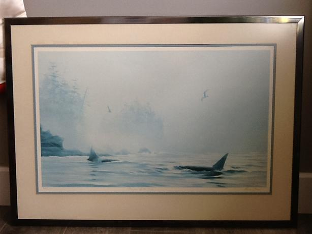 Domain of the Orca by Bruce Muir