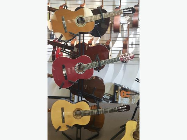 New and Used Classical Guitars now in Stock