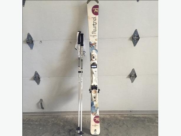 Rossignol Women's Skis, Bindings, and Poles