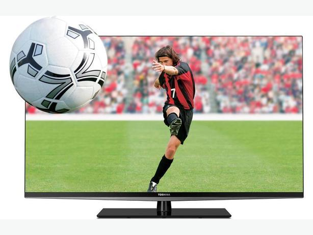 "Toshiba 55L6200U 55"" 1080P, 120Hz 3DP Smart TV, Wi-Fi"
