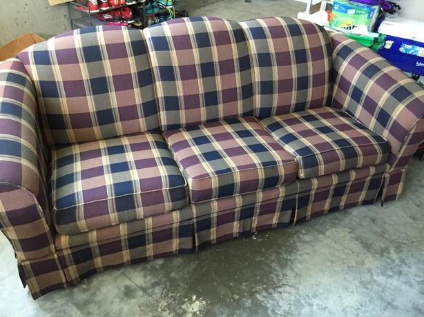 FREE: Sofa and Loveseat