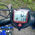 14-Function Bicycle Bike Computer Speedometer