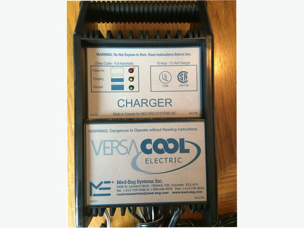 12V SLA Intelligent Battery charger