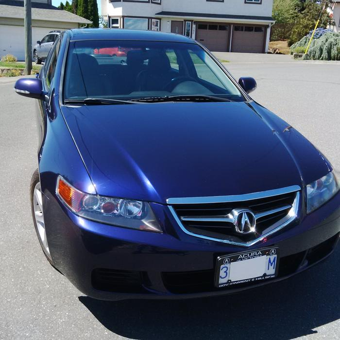 2004 Acura Tsx Price