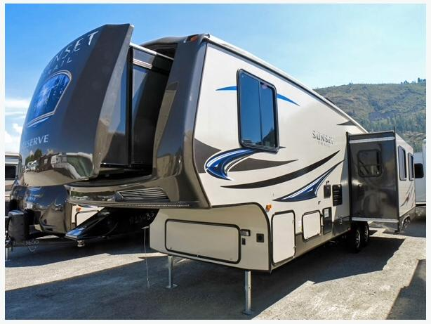 2014 Sunset Trail Fifth Wheel