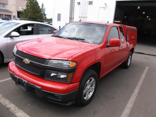 2012 CHEVY COLORADO EXTRA CAB LT FOR SALE