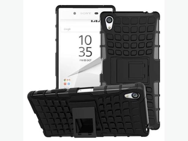 New Rugged Armor Heavy Duty Case For Sony Xperia Z5 Premium