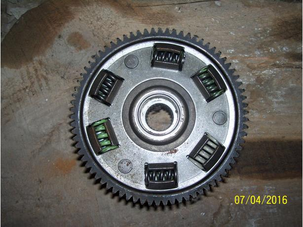 Honda CM450 CB450 CMX450 clutch assembly clutch basket