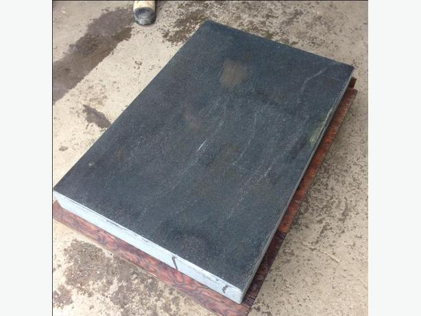 "Granite Surface Plate, 24"" x 36"" x 4"","