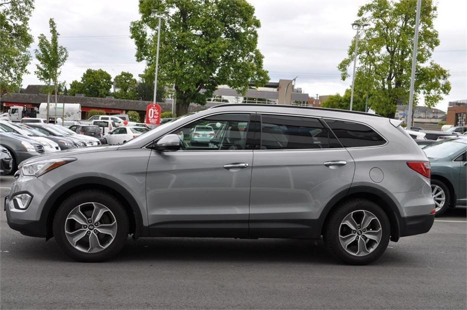 2014 Hyundai Santa Fe Xl Luxury W 6 Passenger W Leather 3rd Row Seating Loc Victoria City Victoria