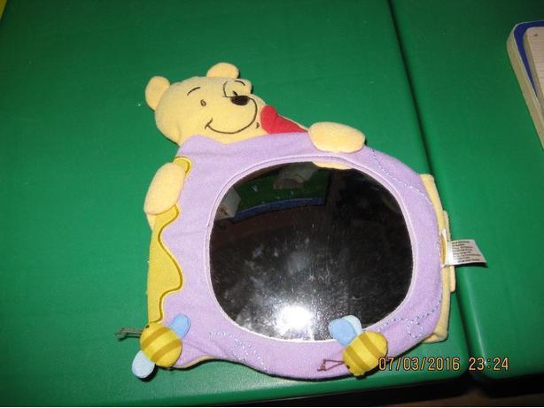 Winnie the Pooh Car Mirror