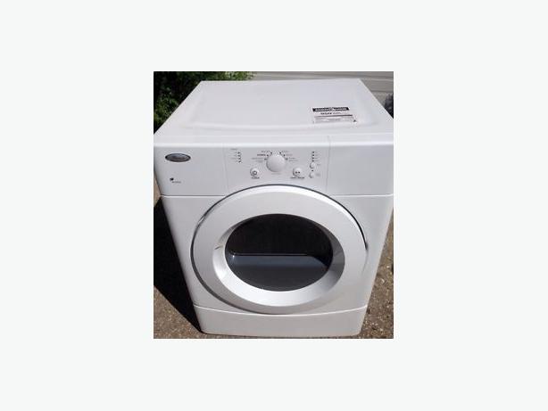 Large Whirlpool Dryer