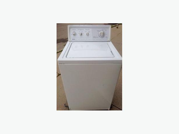 Compact Kenmore Washer
