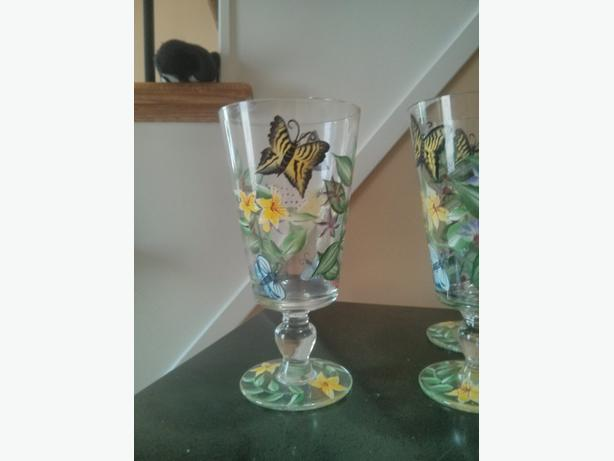 Summer Sundae Glasses