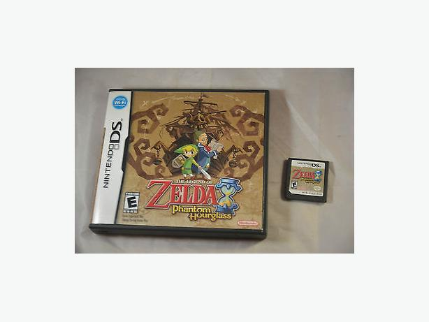 WANTED: Zelda Phantom Hourglass