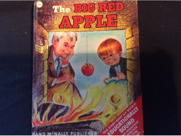 Big Red Apple book