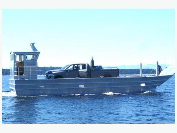 Landing Craft - Aluminum Catamaran - 2016 - Big Cat