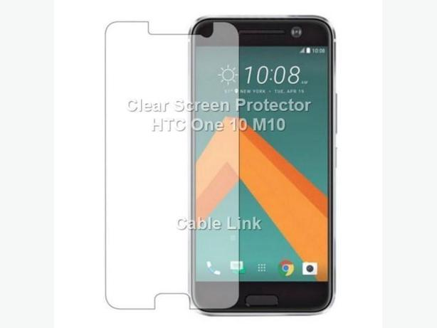 Clear Screen Protector for HTC One 10 M10