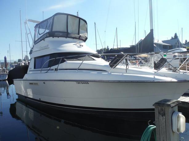 1993 Silverton 31 Yacht