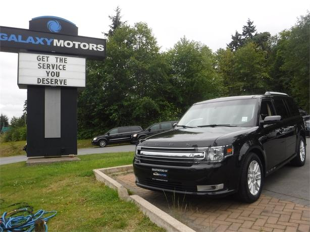 2014 Ford Flex SEL-AWD, 7 Passenger, Pwr Panoramic Moonroof