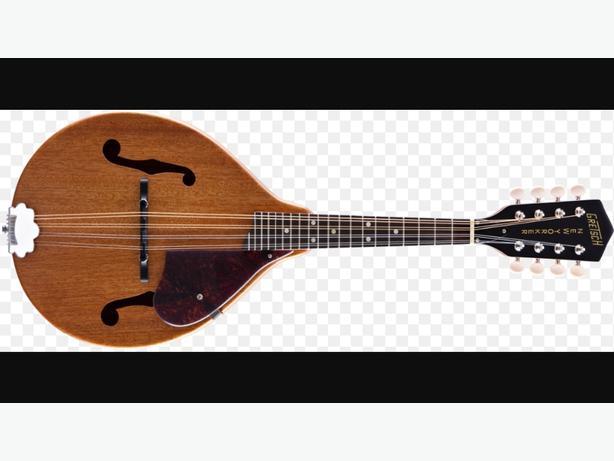 Gretsch New Yorker Mandoline