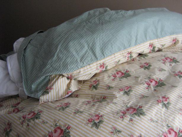 King Duvet With Duvet Reversible Sides Cover