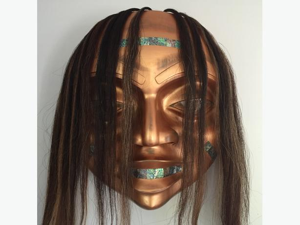 AMAZING JIM CHARLIE NATIVE MASK