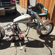 200mm H-D  Rolling Chassis