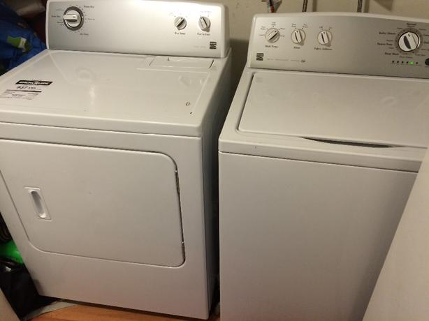 2 Year Old Matching Kenmore He Washer Amp Dryer West Shore