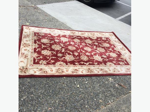 wool rug 5 by 7