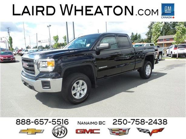 2014 gmc sierra 1500 4wd w trailering and appearance package outside cowichan valley cowichan. Black Bedroom Furniture Sets. Home Design Ideas