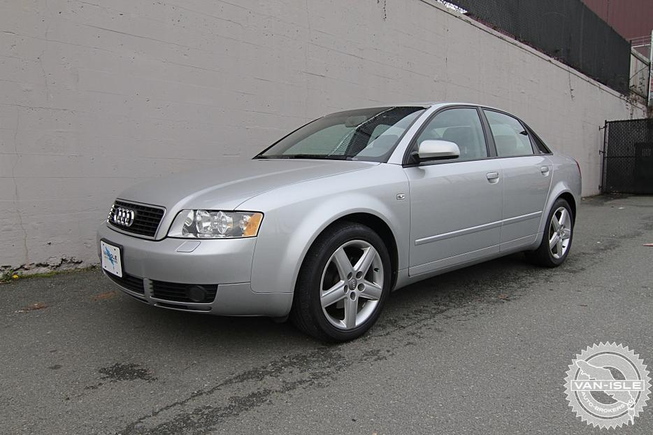 Audi A4 Nice Car Save Big Victoria City Victoria