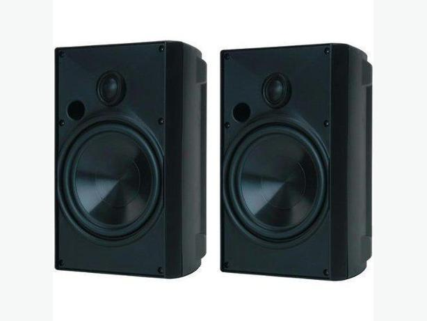 "Proficient AW650BK 6.5"" In-Door/Out-Door Speakers - Black"