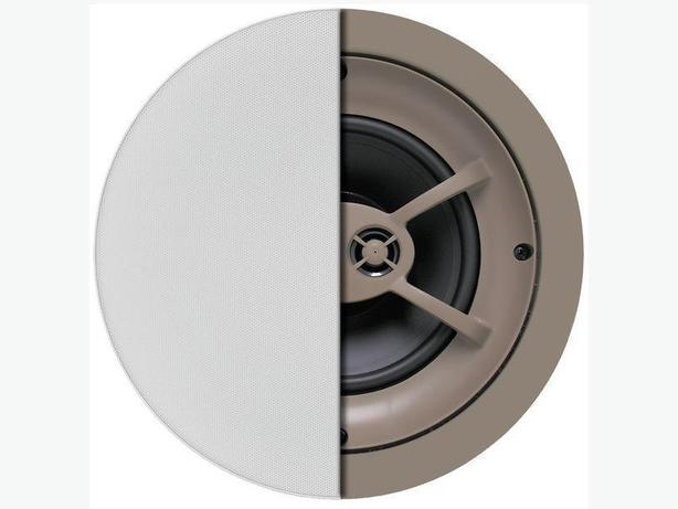 Proficient C625TT 6.5-Inch Dual-Voice Coil Single Stereo Speaker