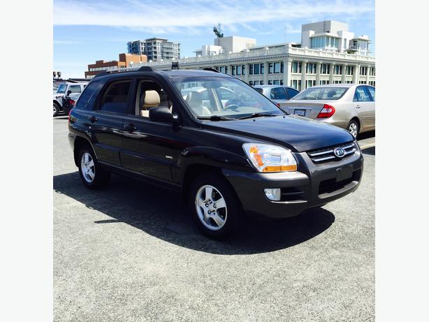 2006 kia sportage lx 4wd leather reduced price victoria. Black Bedroom Furniture Sets. Home Design Ideas