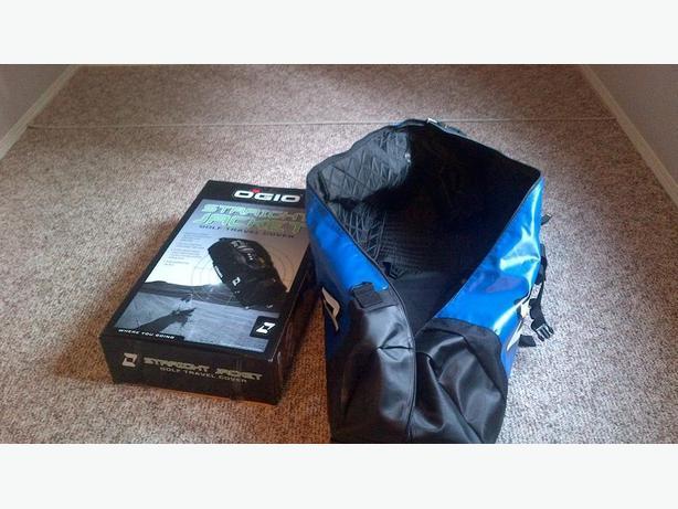 Ogio Straight Jacket Golf Travel Bag
