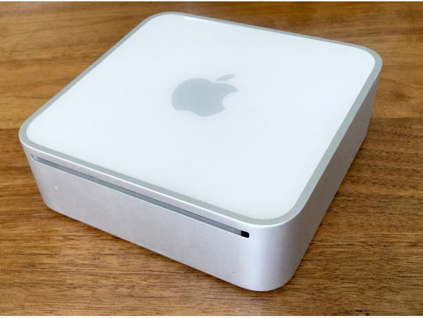 Late 2009 Mac mini, 2.26GHz, 4GB, 160GB, El Capitan